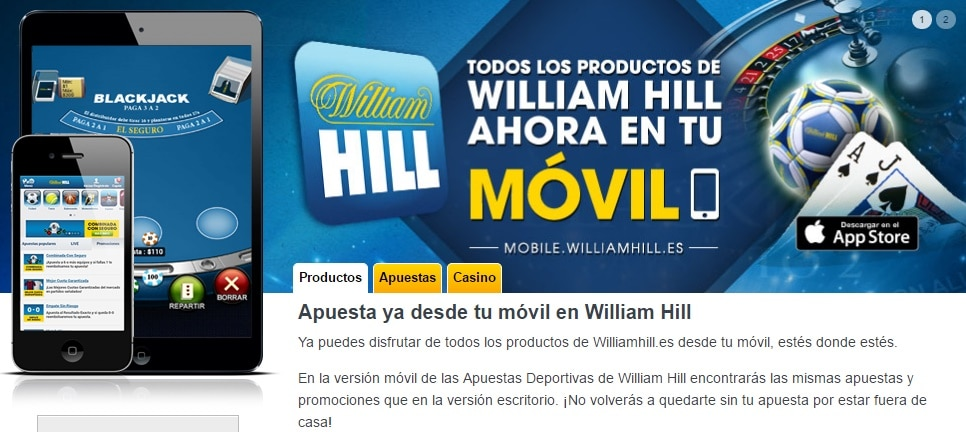 William-Hill-Móvil